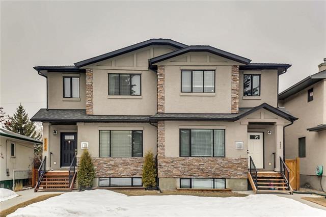 4333 2 Street NW, Calgary, AB T2K 0Z2 (#C4175551) :: Redline Real Estate Group Inc