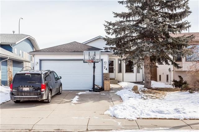 74 Sprucegrove Way, Airdrie, AB T4B 2E1 (#C4175552) :: The Cliff Stevenson Group