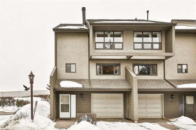4935 Dalton Drive NW #501, Calgary, AB T3A 2E5 (#C4175576) :: Canmore & Banff