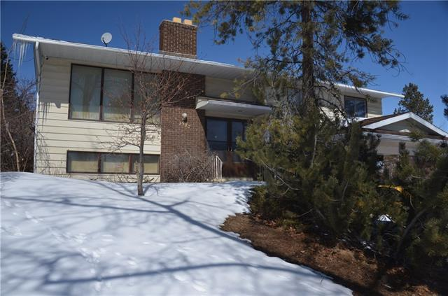 1327 Norfolk Drive NW, Calgary, AB T2K 5L5 (#C4175793) :: Canmore & Banff