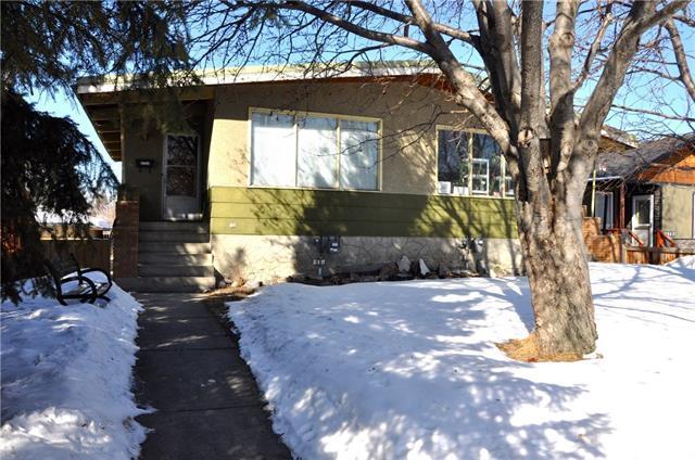 2515 16 Street NW, Calgary, AB T2M 3R3 (#C4175955) :: Redline Real Estate Group Inc