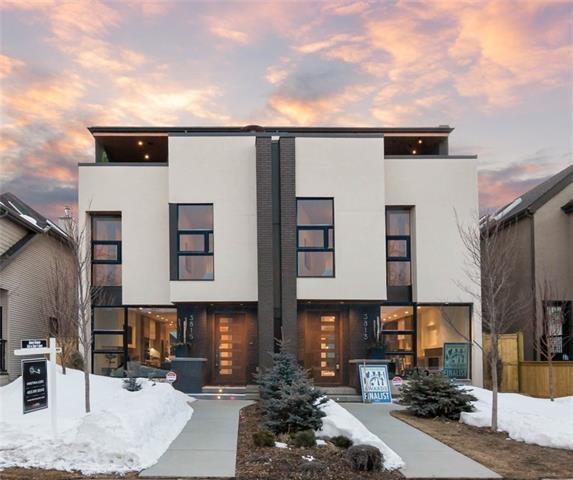 3813 1A Street SW, Calgary, AB T2S 1R4 (#C4175976) :: Redline Real Estate Group Inc