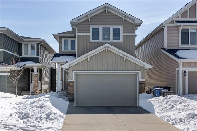 49 Redstone Drive NE, Calgary, AB T3N 0N2 (#C4176004) :: Canmore & Banff
