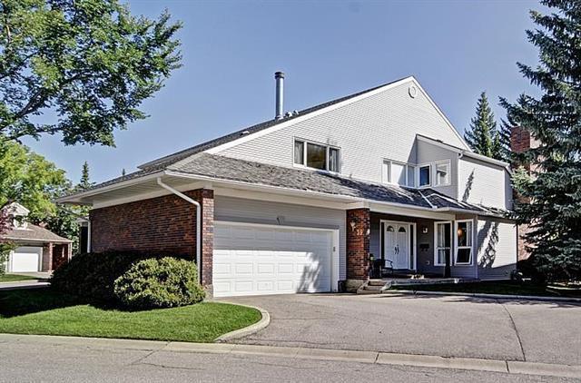 275 Woodridge Drive SW #39, Calgary, AB T2W 4S4 (#C4176067) :: Redline Real Estate Group Inc