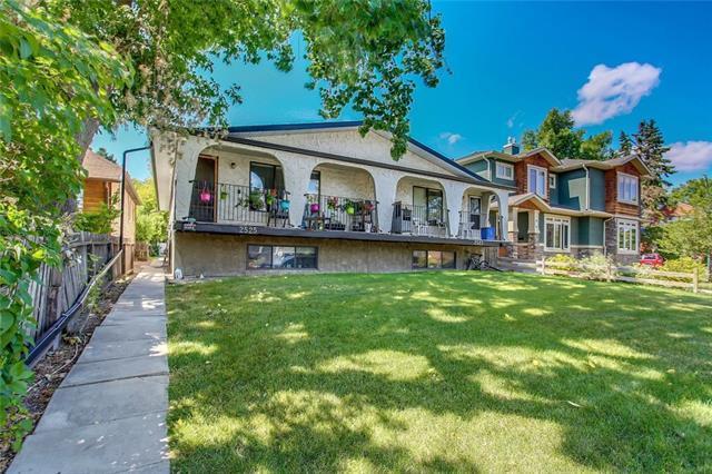 2525 16A Street NW, Calgary, AB T2M 3R5 (#C4176069) :: Redline Real Estate Group Inc