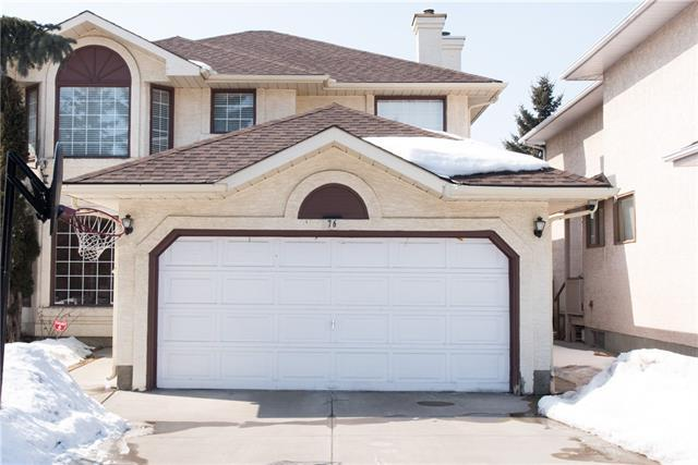 76 Eldorado Close NE, Calgary, AB T1Y 6T2 (#C4176086) :: Redline Real Estate Group Inc