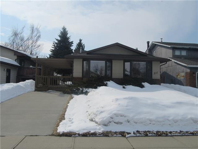 511 6 Street SE, High River, AB T1V 1K7 (#C4176111) :: Redline Real Estate Group Inc