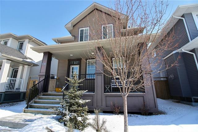 1318 Ravenswood Drive SE, Airdrie, AB T4A 0P8 (#C4176145) :: Canmore & Banff