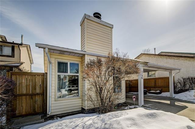 146 Pinemeadow Road NE, Calgary, AB T1Y 4N9 (#C4176163) :: Redline Real Estate Group Inc