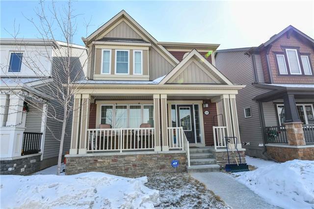 131 Cityscape Street NE, Calgary, AB T3N 0N7 (#C4176185) :: Canmore & Banff