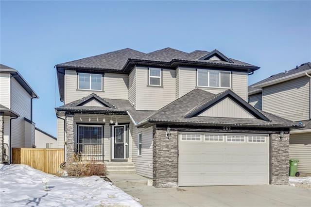 262 Prairie Springs Crescent SW, Airdrie, AB T4B 0K9 (#C4176232) :: Canmore & Banff