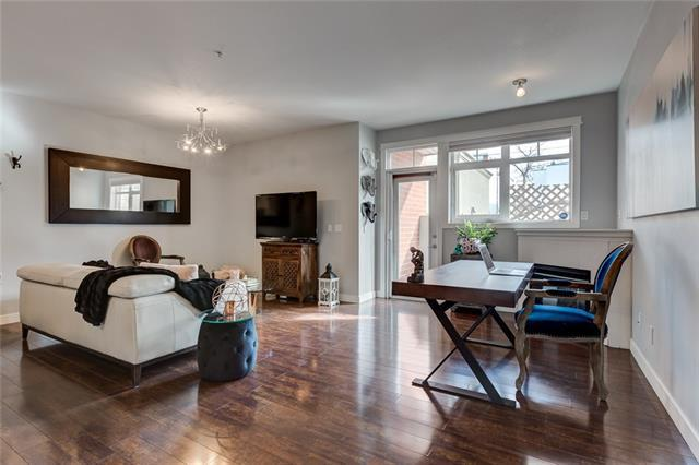 303 19 Avenue SW #107, Calgary, AB T2S 0E1 (#C4176244) :: Redline Real Estate Group Inc