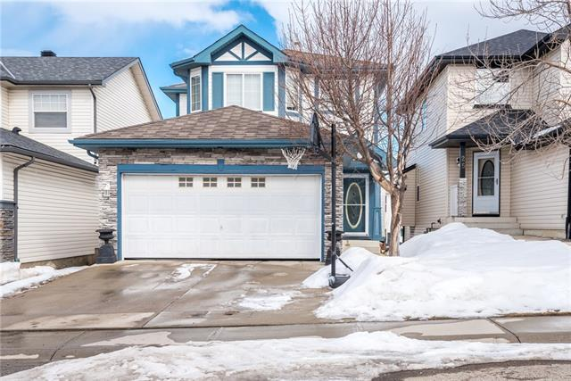 21 Hidden Ranch Hill(S) NW, Calgary, AB T3A 5T1 (#C4176298) :: Canmore & Banff
