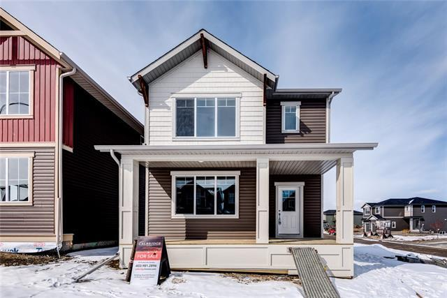 42 Emberside Gardens, Cochrane, AB T4C 2L9 (#C4176318) :: The Cliff Stevenson Group