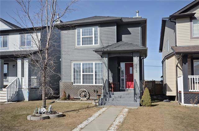 113 Saddlebrook Way NE, Calgary, AB T3J 0B6 (#C4176357) :: Canmore & Banff