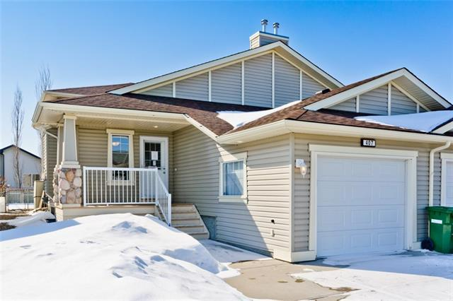 407 Stonegate Rise NW, Airdrie, AB T4B 2X9 (#C4176371) :: Redline Real Estate Group Inc