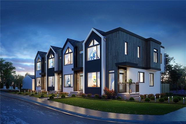 5101 6 Street SW, Calgary, AB T2S 1H7 (#C4176381) :: Redline Real Estate Group Inc