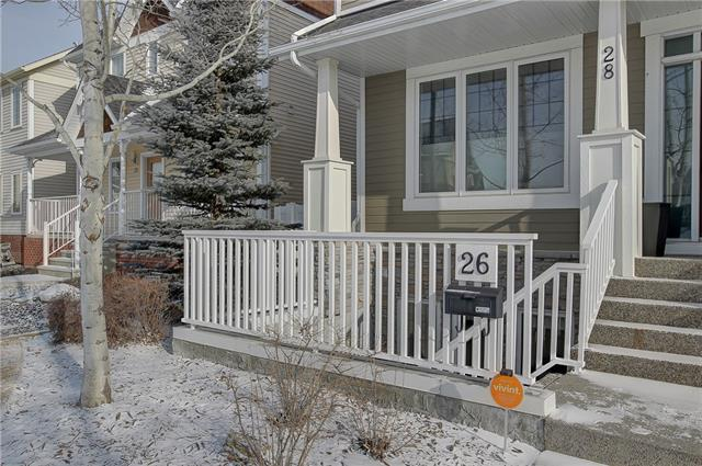 26 Mike Ralph Way SW, Calgary, AB T3E 0H8 (#C4176395) :: Redline Real Estate Group Inc