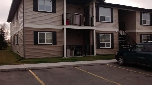 8 Bayside Place 302,, Strathmore, AB T1P 0E1 (#C4176514) :: Redline Real Estate Group Inc