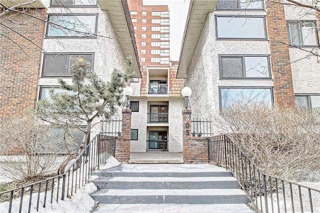305 25 Avenue SW #202, Calgary, AB T2S 0L3 (#C4176572) :: Redline Real Estate Group Inc
