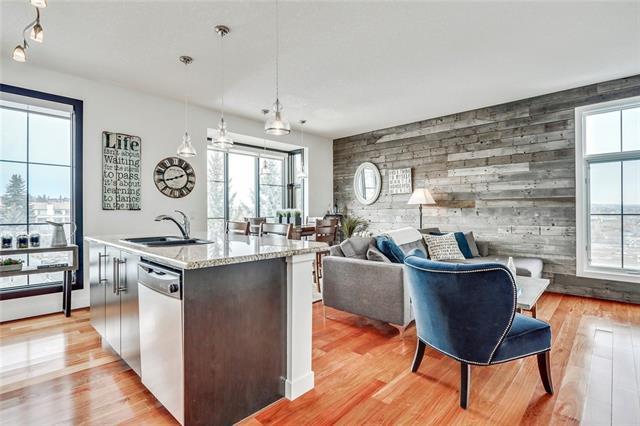 2307 14 Street SW #301, Calgary, AB T2T 3T5 (#C4176626) :: Redline Real Estate Group Inc