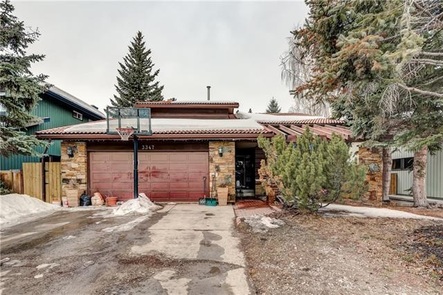 3347 Oakwood Drive SW, Calgary, AB T2V 4V6 (#C4176649) :: The Cliff Stevenson Group