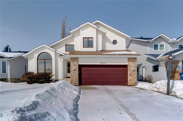 14833 Millrise Hill(S) SW, Calgary, AB T2Y 2B4 (#C4176661) :: Redline Real Estate Group Inc