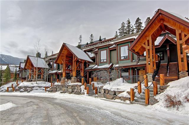 107 Armstrong Place #614, Canmore, AB T1W 3M1 (#C4176670) :: The Cliff Stevenson Group