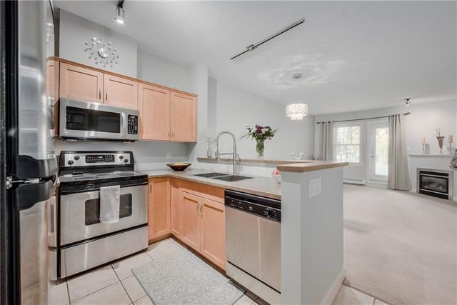 1414 17 Street SE #107, Calgary, AB T2G 5S6 (#C4176699) :: Redline Real Estate Group Inc