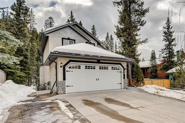 19 Canyon Road, Canmore, AB T1W 1G3 (#C4176723) :: Redline Real Estate Group Inc