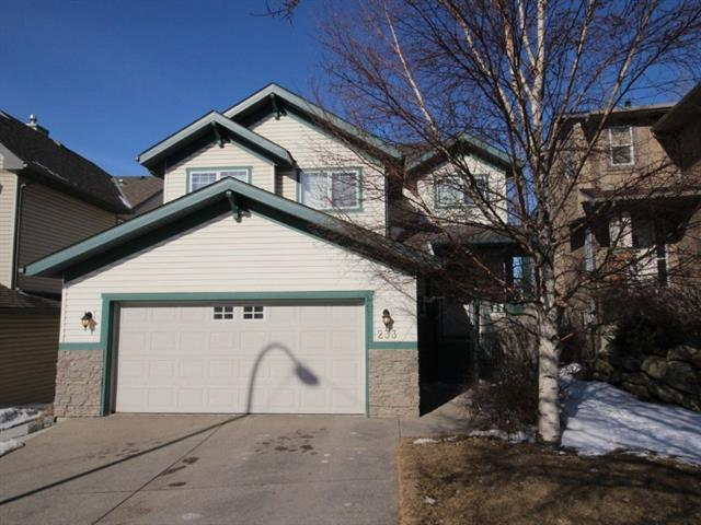 233 Hidden Creek Boulevard NW, Calgary, AB T3A 6H3 (#C4176731) :: Canmore & Banff