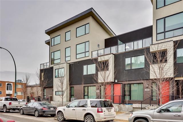 2402 1 Street SW, Calgary, AB T2S 1P6 (#C4176769) :: Redline Real Estate Group Inc
