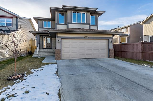 2095 Sagewood Rise SW, Airdrie, AB T4B 3N7 (#C4176794) :: Redline Real Estate Group Inc