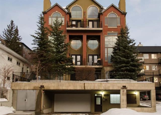2306 17B Street SW #202, Calgary, AB T2T 4S8 (#C4176797) :: The Cliff Stevenson Group