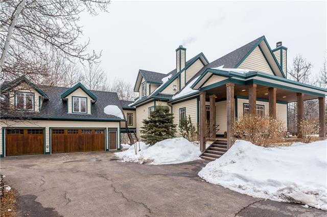 207 Heritage Place SW, Rural Rocky View County, AB T3Z 3P3 (#C4176810) :: Canmore & Banff