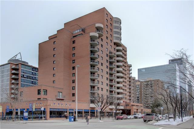 738 3 Avenue SW #1008, Calgary, AB T2P 0G7 (#C4176827) :: Canmore & Banff