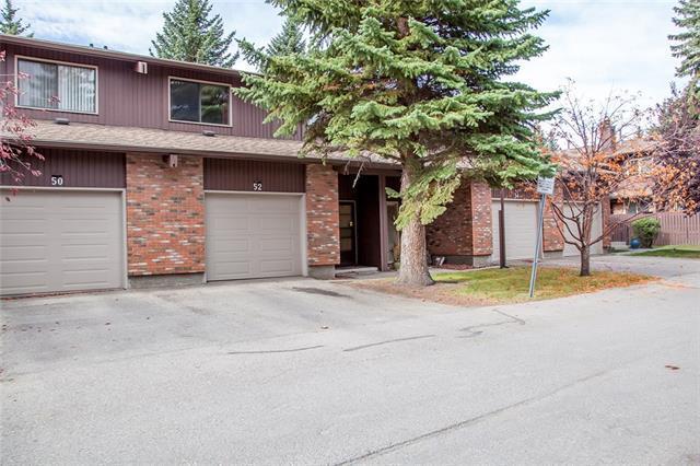 2323 Oakmoor Drive SW #52, Calgary, AB T2V 4T2 (#C4176835) :: Redline Real Estate Group Inc