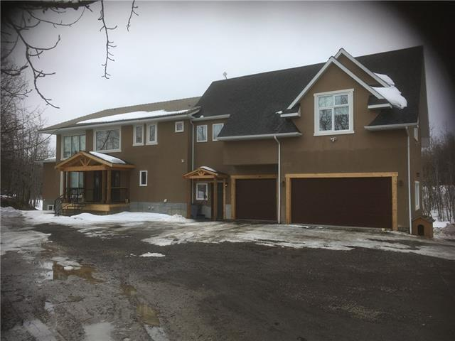 24345 Meadow Drive, Rural Rocky View County, AB T3R 1G3 (#C4176865) :: Canmore & Banff