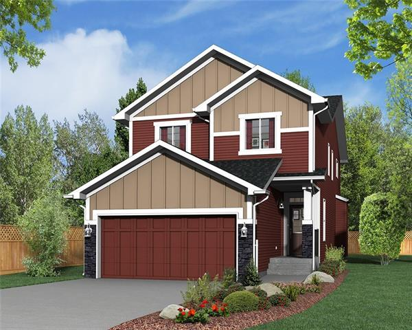 72 Red Embers Terrace NE, Calgary, AB T3N 1K8 (#C4176873) :: Canmore & Banff