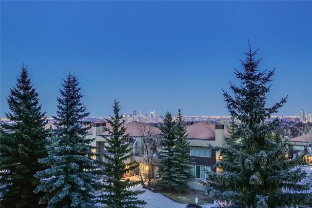 105 Village Heights SW #10, Calgary, AB T3H 2L2 (#C4176883) :: Redline Real Estate Group Inc