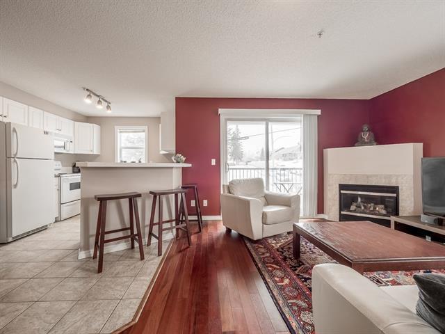 3912 Stanley Road SW #205, Calgary, AB T2S 2P3 (#C4176884) :: Redline Real Estate Group Inc