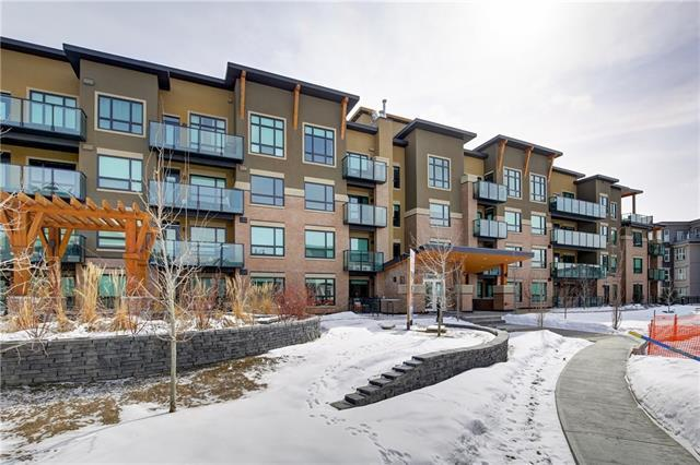 145 Burma Star Road SW #101, Calgary, AB T3E 7Y4 (#C4176888) :: Redline Real Estate Group Inc