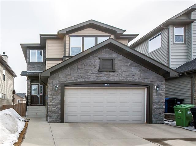 147 Kincora Manor NW, Calgary, AB T3R 1N7 (#C4176896) :: Redline Real Estate Group Inc