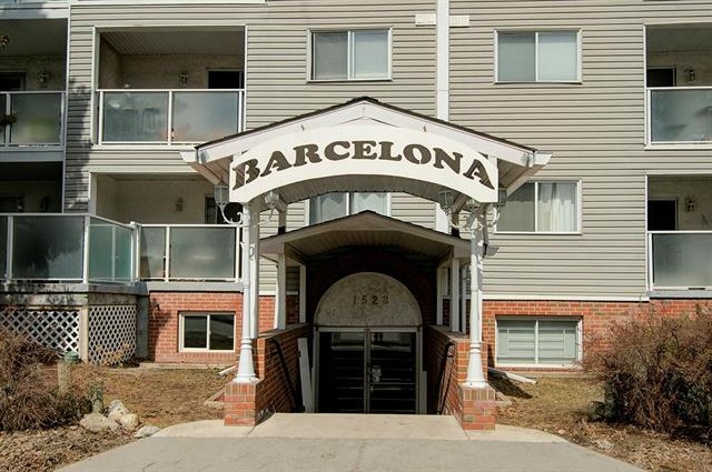 1528 11 Avenue SW #114, Calgary, AB T3C 0M9 (#C4176916) :: Redline Real Estate Group Inc