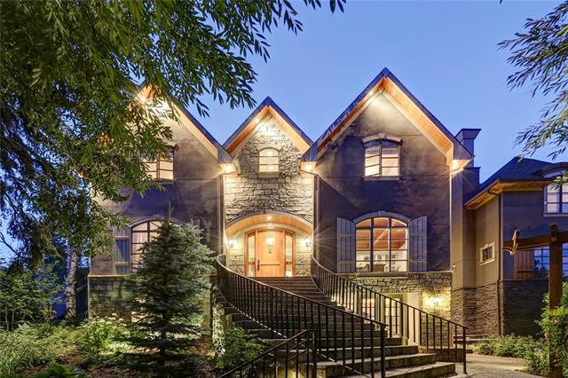 614 Crescent Boulevard SW, Calgary, AB T2S 0V5 (#C4176917) :: Canmore & Banff
