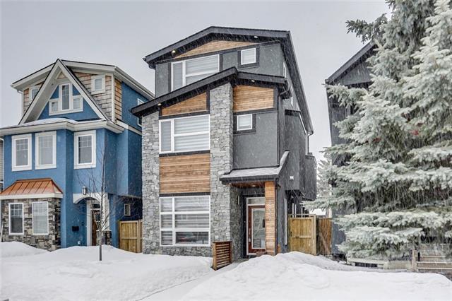 1827 19 Avenue NW, Calgary, AB T2M 1B6 (#C4176924) :: Redline Real Estate Group Inc
