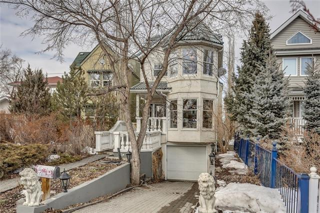 1032 8 Avenue SE, Calgary, AB T2G 0M4 (#C4176927) :: Redline Real Estate Group Inc