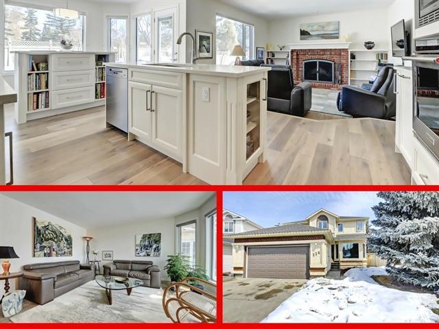 226 Diamond Bay SE, Calgary, AB T2J 7B4 (#C4176943) :: Redline Real Estate Group Inc