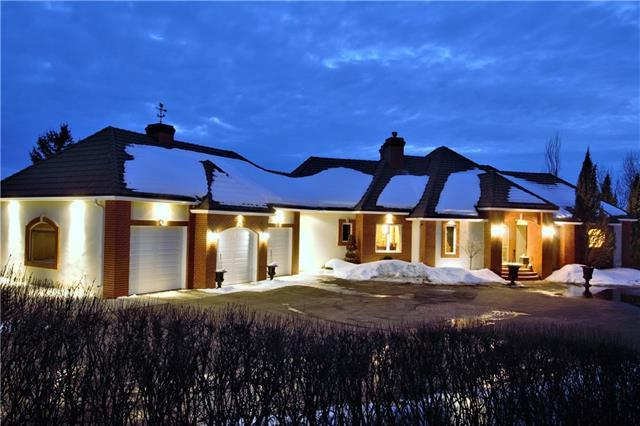 7 Blueridge Place, Rural Rocky View County, AB T3L 2N5 (#C4176947) :: Redline Real Estate Group Inc