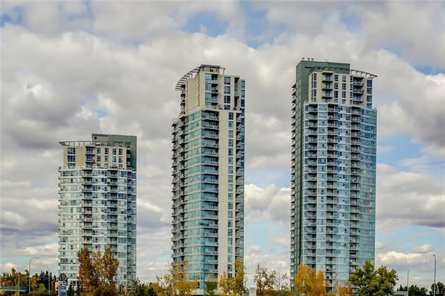 55 Spruce Place SW #1207, Calgary, AB T3C 3X5 (#C4176958) :: Redline Real Estate Group Inc